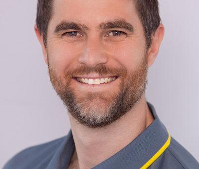 Andrew Lawson, Osteopath & Acupuncturist