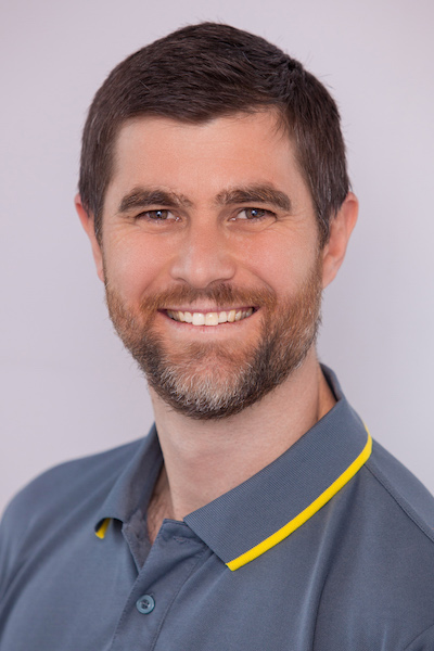 Andrew, Osteopath & Acupuncturist ACC registered