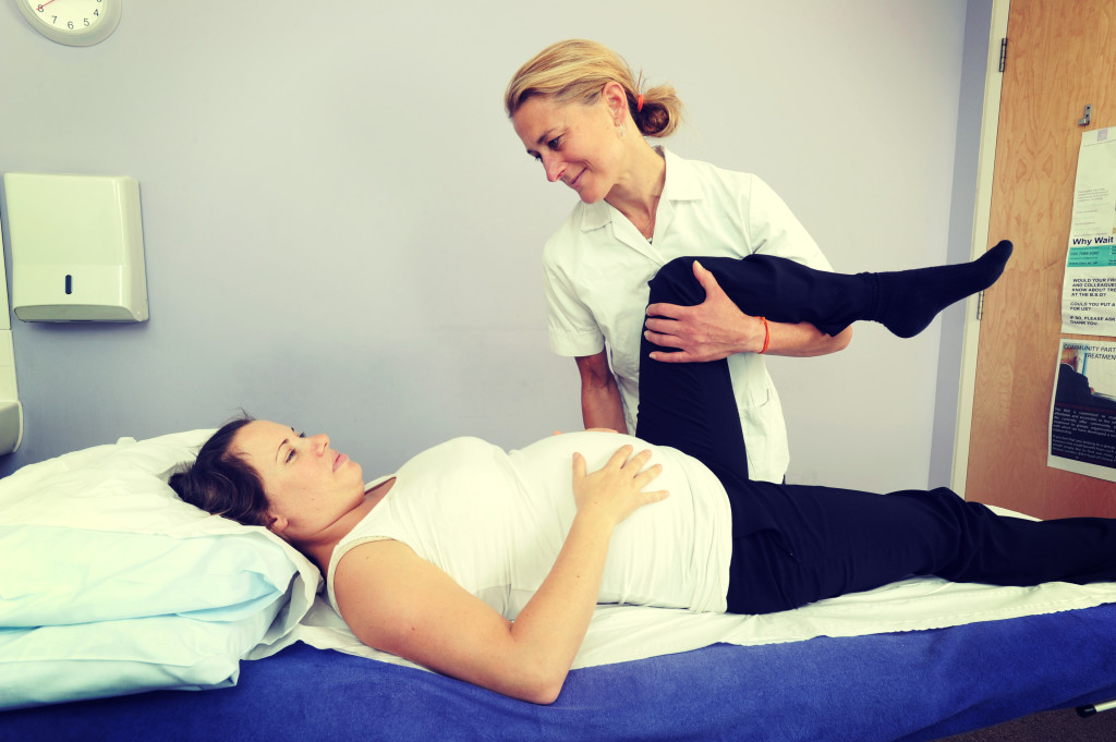 pregnancy and osteopathy