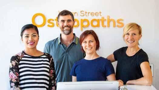 Vivian Street Osteopaths Team